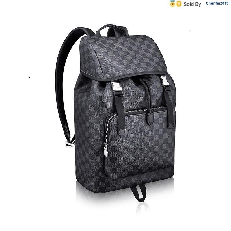 chenfei2019 M32I Zack Black Backpack N40005 Totes Handbags Shoulder Bags Backpacks Wallets Purse