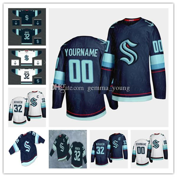 2020 Custom 2020 New Team Seattle Kraken Ice Hockey Jersey Cheap Any Name Any Number Stitched Uniforms Men Women Youth Good Size S 3xl From Gemma Young 24 1 Dhgate Com