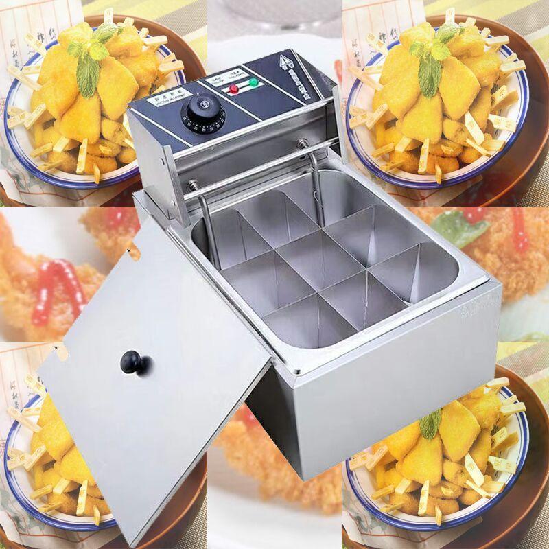 kfc restaurant Equipement cuisine Equipement de la friteuse de pression d'air de la friteuse de pommes de terre kfc tornade friteuse qualité Hot vente haute