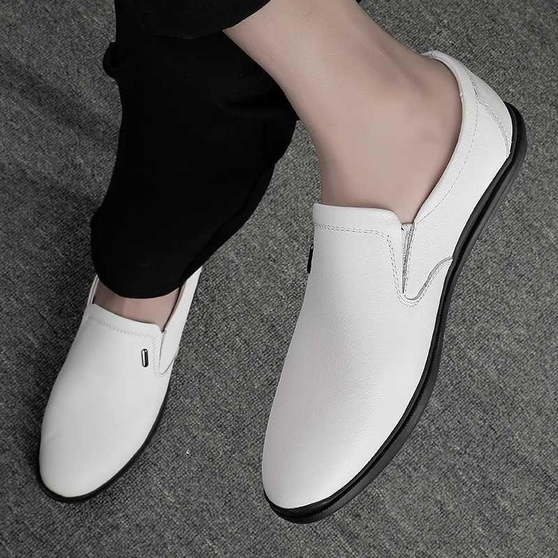 спорт Sapato Invierno мужских кроссовок casuales sapatos весны мужской мужчина пар модных мужчин с высоким Zapatos Мокасин кожаных ботинок Cuero