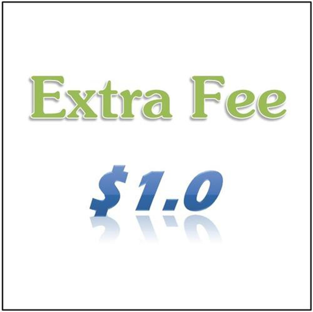 Pay for other freight cost/shipping cost for electronics or sport products