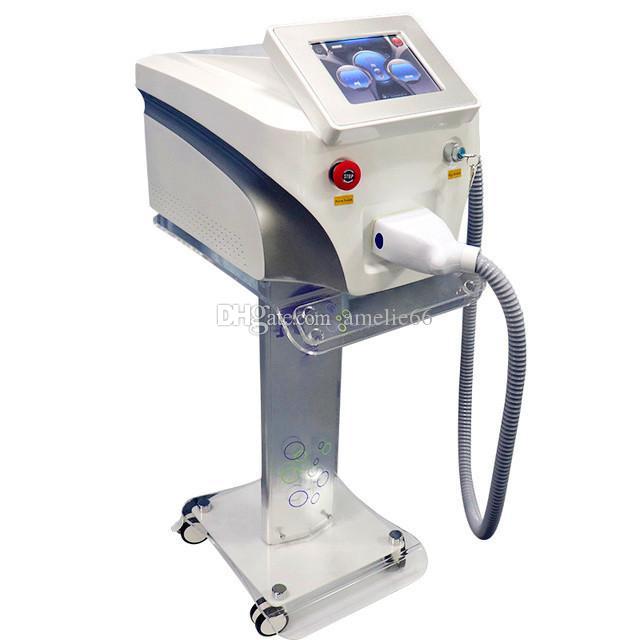 Laser Nd YAG laser tatto rimuovere picosecondo pigmentazione laser di rimozione del punto di carbonio della pelle macchina della pelle sbiancamento DHL il trasporto libero