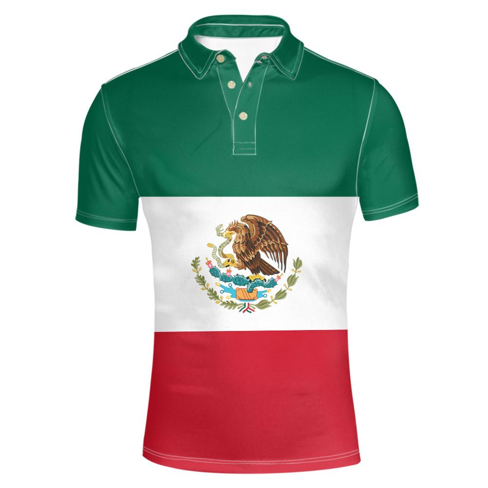 Liberya meksika erkek gençlik öğrenciye ücretsiz özel yapılmış isim numara fotoğraf logosu ülke Polo gömlek millet bayrak oğlan elbise