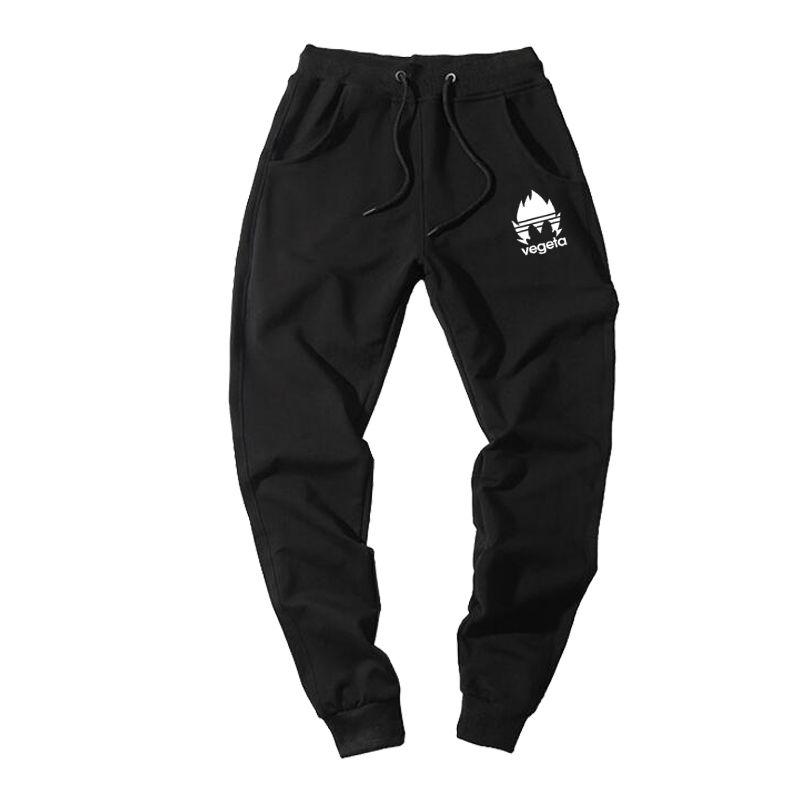 Drucke VEGETA Mode Hosen für Männer Frühling und Herbst 2020 Weichen Jogger Pant Laufbekleidung Z japanische Anime Jogginghose