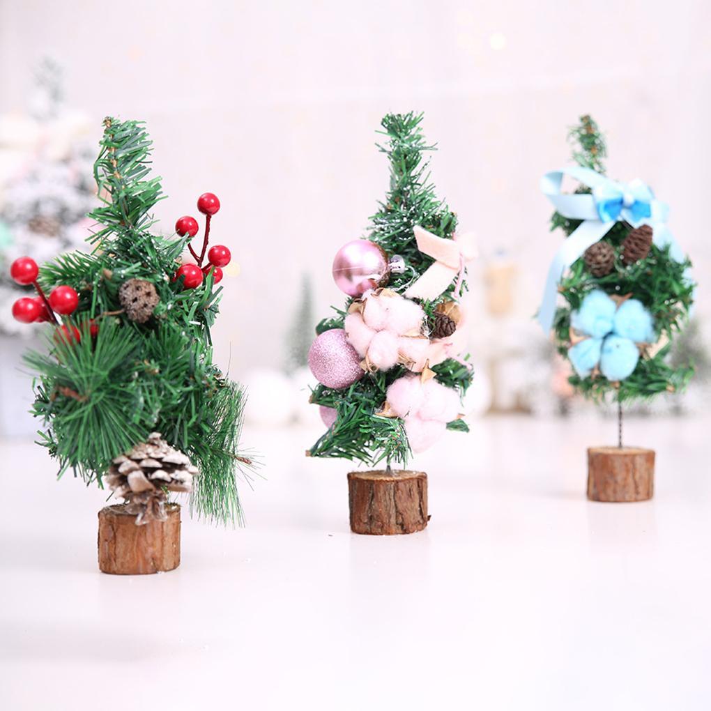 Árvore de Natal Mini Hanging Pine Cones Kerst Madeira Pinecone Balls Home Office Xmas Decoração Xmas Tree Decor Arbol De Navidad