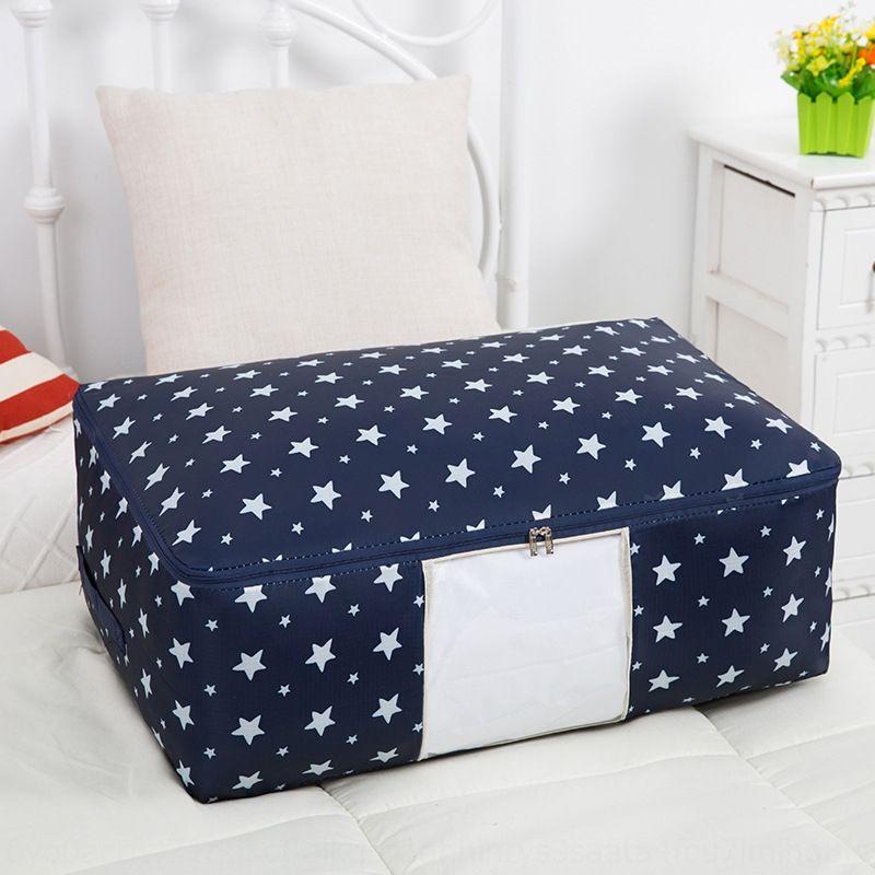 Window thickened Oxford cloth dustproof storage Oxford cloth storage bag cleaning bag for storing Sundries
