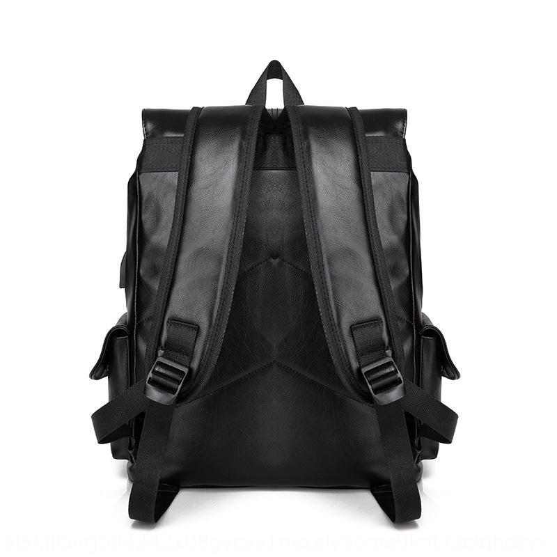 Mode pour hommes sac de loisirs sac à dos pour ordinateur portable coréenne sac casual sac à dos pour ordinateur portable d'affaires