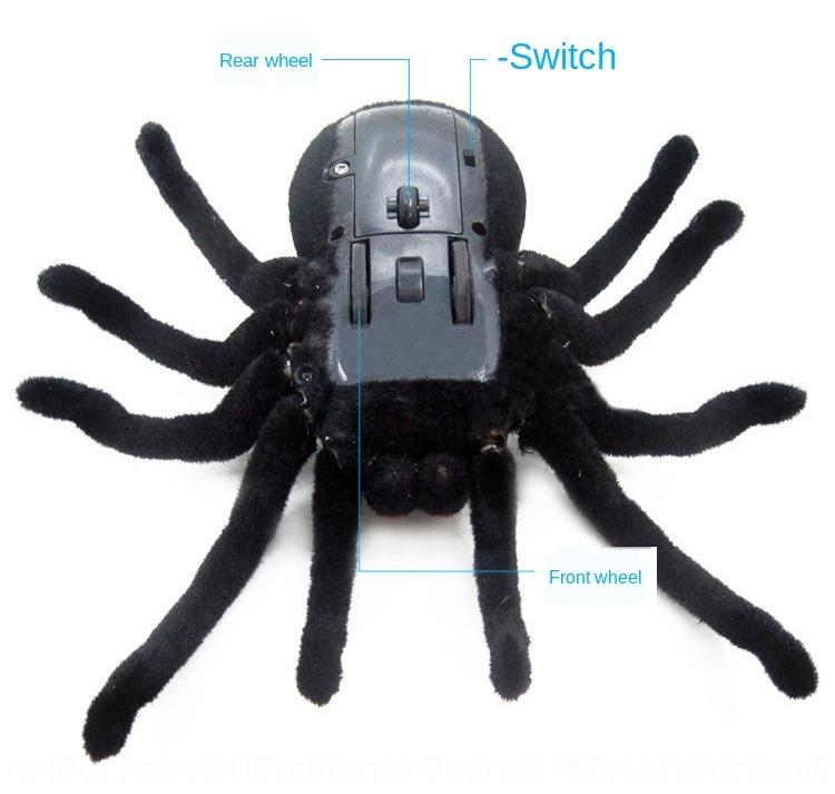 Tarantula Stuffed Animal, 2020 Tarantula Remote Control Four Way Black Toy Widow Infrared Spoof Control Trick Remote Childrens Spider Electric Animal Toy Wyf3g From Outdoorsco 39 38 Dhgate Com
