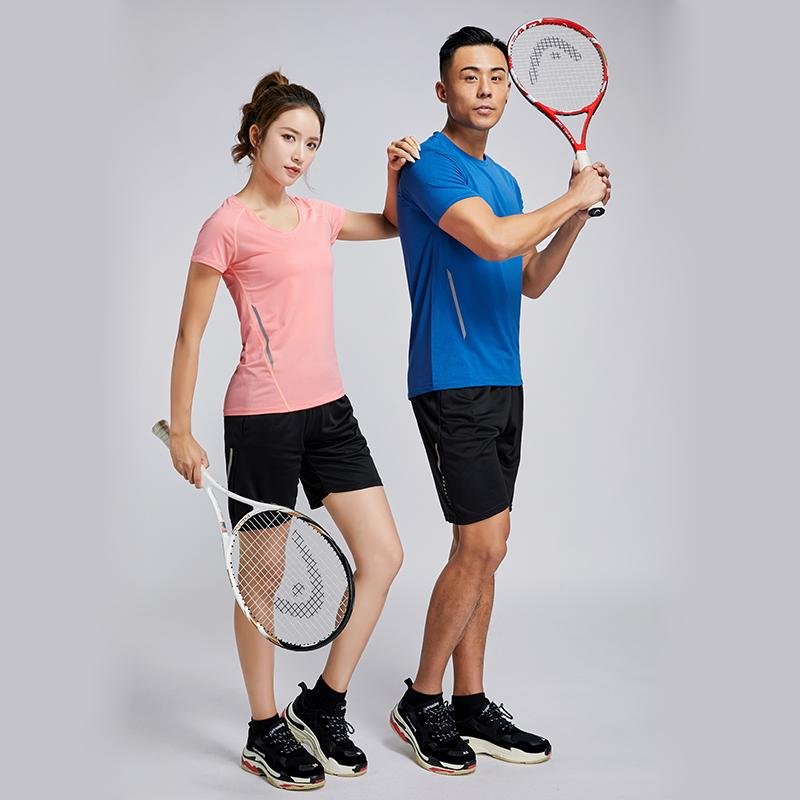 Gym Sportswear Fitness Training Couple Clothing Men Women Outdoor Stretchy Running Sport Clothes Jogging Workout Sports Suit