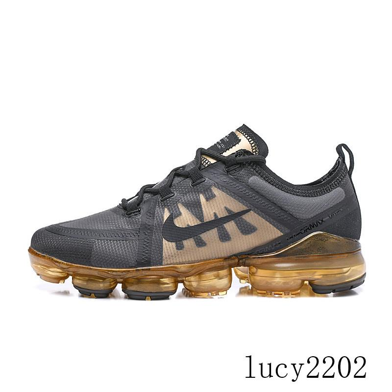 nike Vapormax air max flyknit 1.0 2.0  2019 Chaussures Air Run UTILITY Men Running Shoes Medium Olive Burgundy Crush Mens Trainers Fashion Sports Sneakers GT-9N
