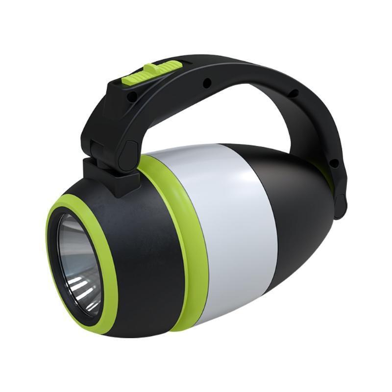 2400mAh 힘 은행 3 단계 밝기 표 데스크 램프 충전식 LED 캠핑 램프 야외 서치