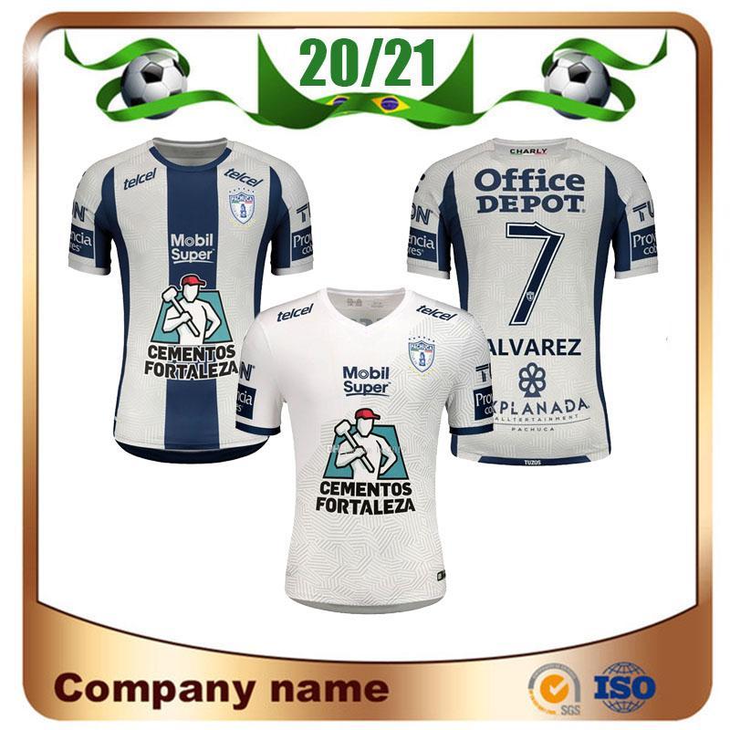 Acquista 2020 Liga MX Team Pachucacf Soccer Jersey 20/21 Pachuca Home Camicia Da Calcio Bianco Messico League Pachuca Away Uniform Uniforme A 11,77 € ...