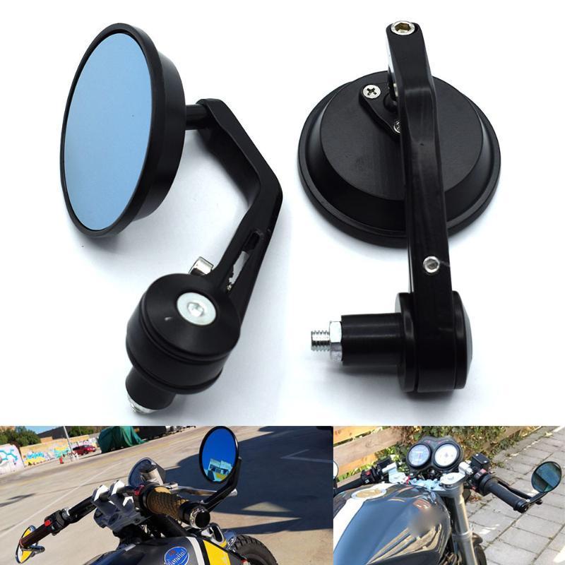 Evrensel Alüminyum Motosiklet Dikiz Aynası Kol Dikiz Aynası İçin FZR400RR FZR600 FZR600R FZR750R FZR1000 MT-09