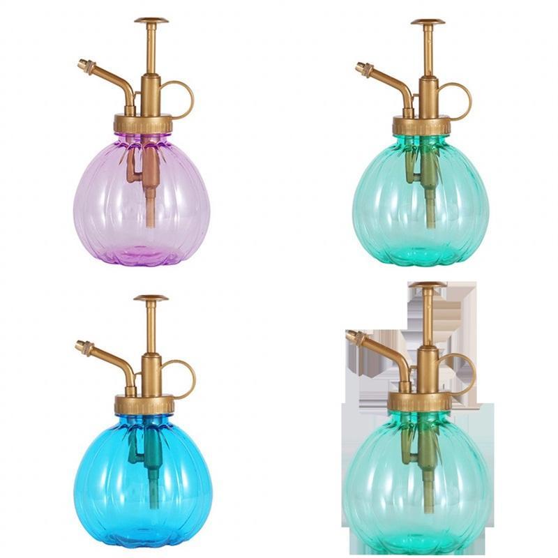 Aspersão pode pulverizar Compression Rega Planta de vaso Flores Ajustável Pulverizador Garrafa Greenland Garden vaso Hot Sale 4 2LL C2
