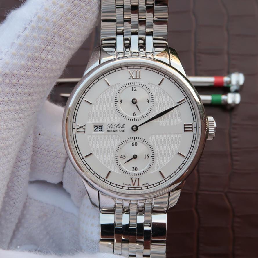 2020 Boutique 2825 движение 39.3mm дизайнер следит за качеством Роскошные роскоши высокого мужские часы часы тонкой стальной ремешок для часов