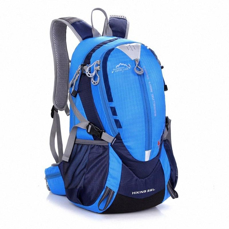 25L New Outdoor Local Lion Cycling Backpack Softback Unisex Riding Rucksacks Bicycle bag Sport Camping Hiking Backpack X185 M9MF#