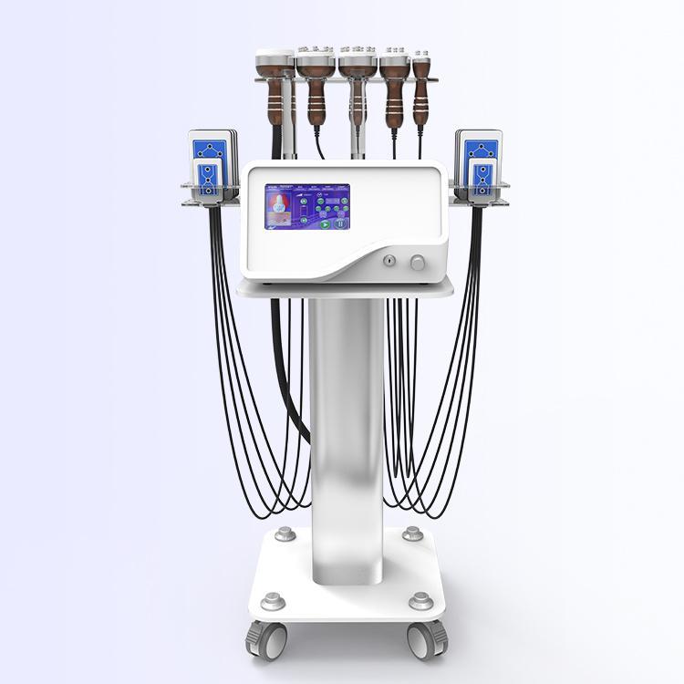 липо лазер сжигания жира лазерный диод ультразвуковой кавитации радиочастоты машина липо похудения лазерного cavitacion ВЧ
