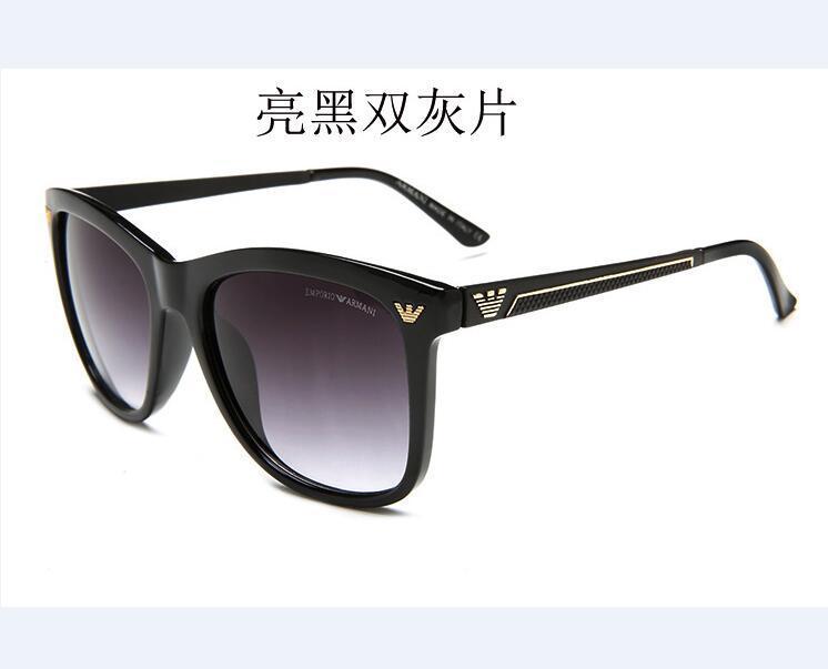 2020 Luxury Sunglasses Desinger quadrados com selo Quadro UV400 completa Óculos de sol para Acessórios Mulheres Homens Moda de Alta Qualidade 2324