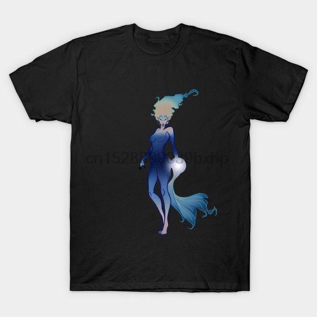 Hombres camiseta de manga corta de la diosa del viento anime y manga mujeres de la camiseta camiseta