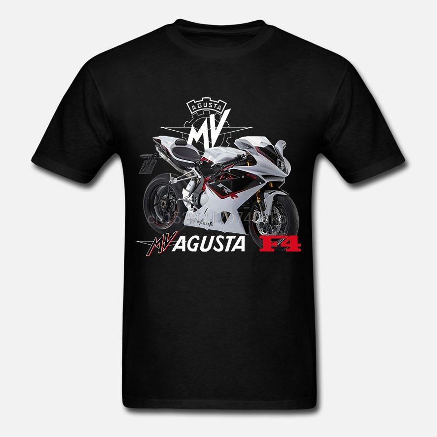 MV Agusta F4 T-SHIRT MV Agusta F4 Motorrad Biker SHIRT