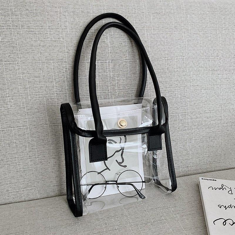 PVC PVC Handtasche Handtasche