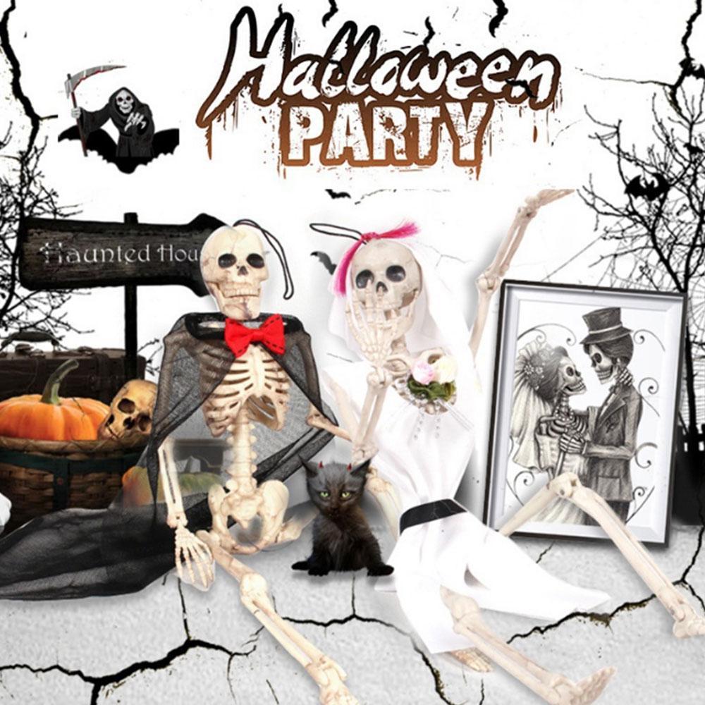 Carnival espeluznante fiesta de Halloween de plástico Inicio Juguetes Decoración decoración del festival de la Prop bar al aire libre Suministros colgantes