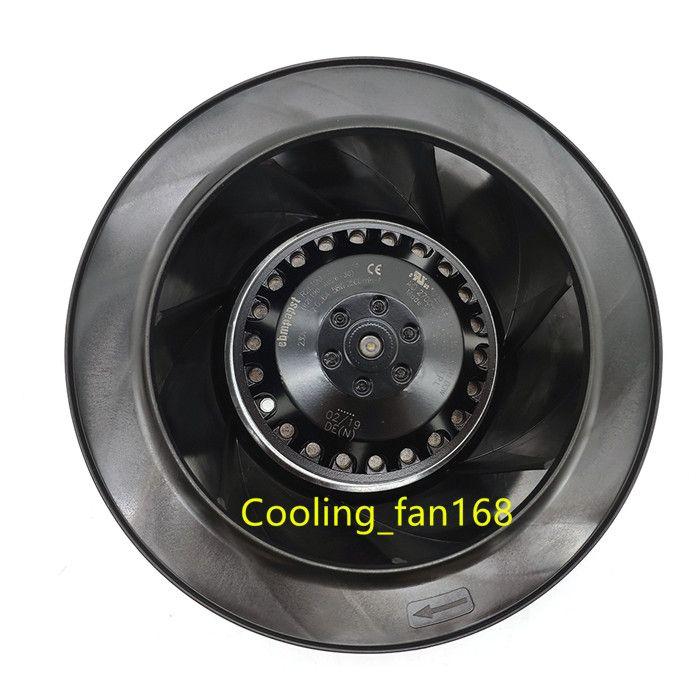 ebm-papst R2E190-AE77-B8 radyal fan AC 230 V 58W 190mm İnvertör soğutma fanı