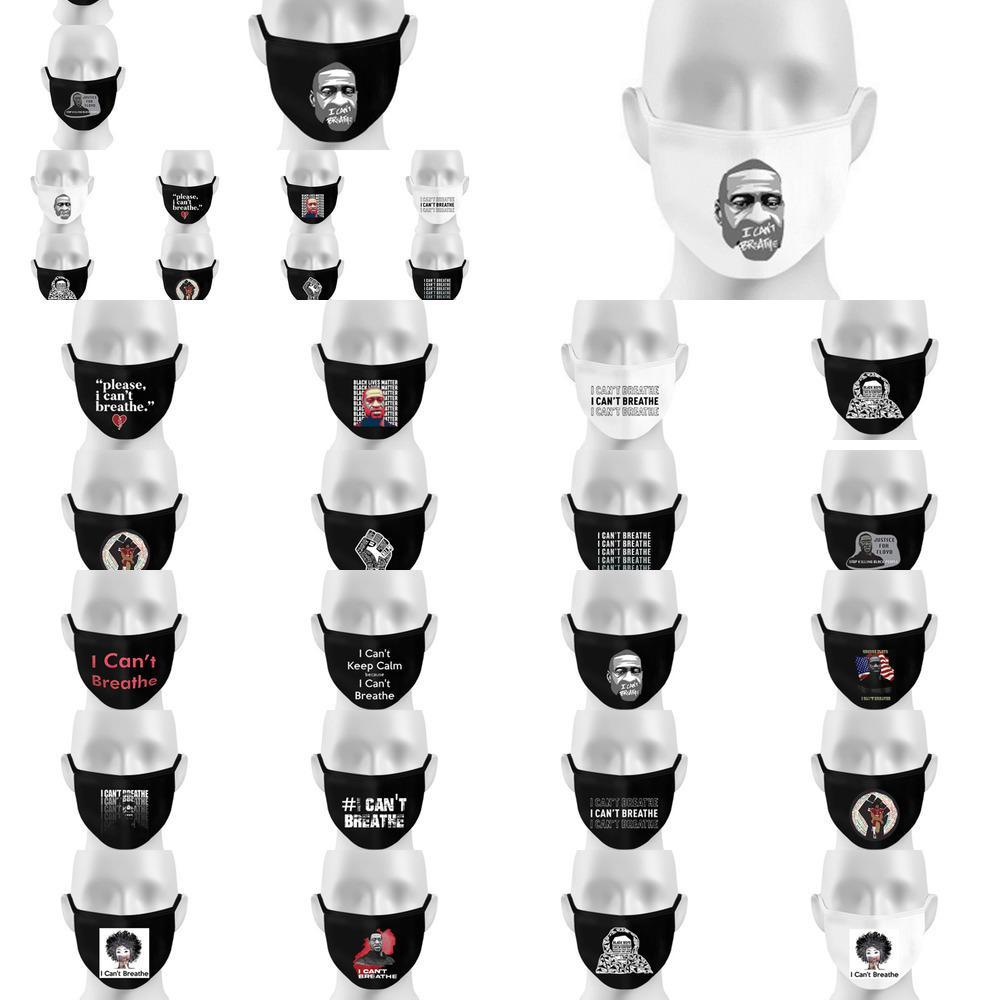 K95% Маска многоразового дыхания 6 Клапан фильтра Face Layer Защитная маска Дизайнер Письмо Ма 30Y3