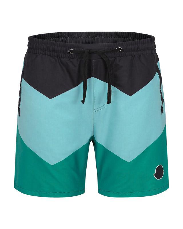 Дизайнерские роскошный пляж брюки Новая мода Мужские шорты Casual Solid Color Board Shorts Men Summer стиль Пляж Бассейн шорты Мужчины Спорт ShortR