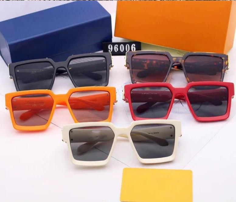 2020 popolare di nuovo stile Pilot completa occhiali da sole caldi delicato Unisex Moda occhiali occhiali di design di guida occhiali regalo