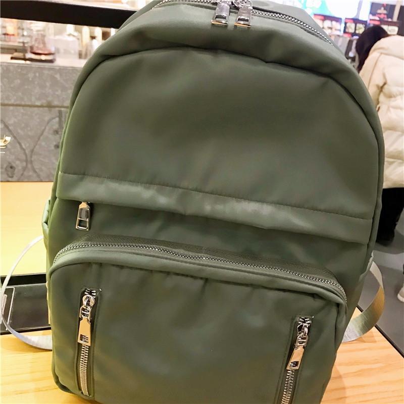 qtVPQ 2019 female Korean fashion high school student school Computer backpack Bag backpack female campus large capacity leisure business com