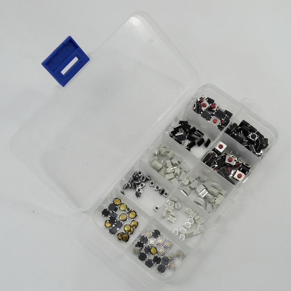New Muti-função Button Switch PCB Remoto Board chave remota para substituir o quebrado interruptor 10 tipos por caixa