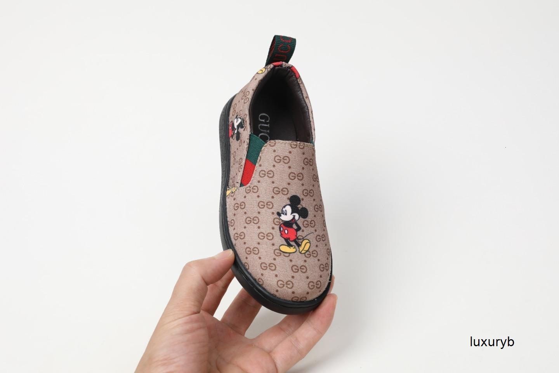 Crianças Outono Sapatos casuais Rapazes Meninas Moda Sneakers exterior desportivo Para lona dos miúdos Shoes