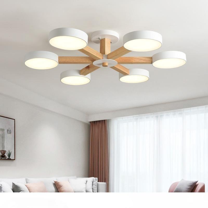Новые 220 светодиодных Люстра для гостиной Спальня Главная подвеска лампа Современные светодиодные лампы Потолочные люстры освещение Люстра