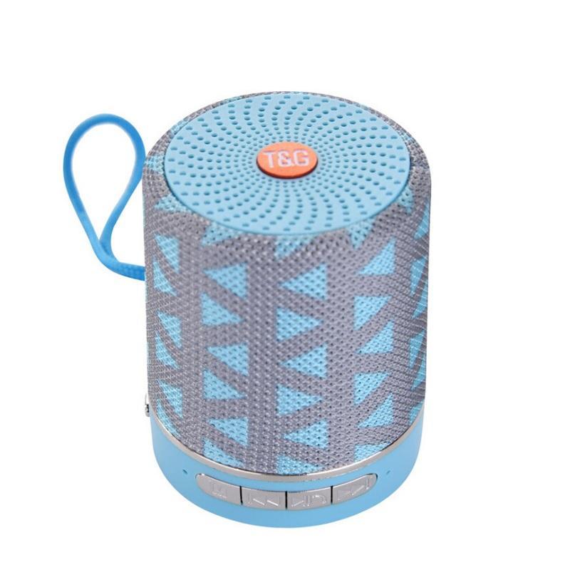 Altoparlante Bluetooth wireless TG511 300Mah Battery CapacitySubber Mini altoparlanti portatili portatili Soundbar con scatola di vendita