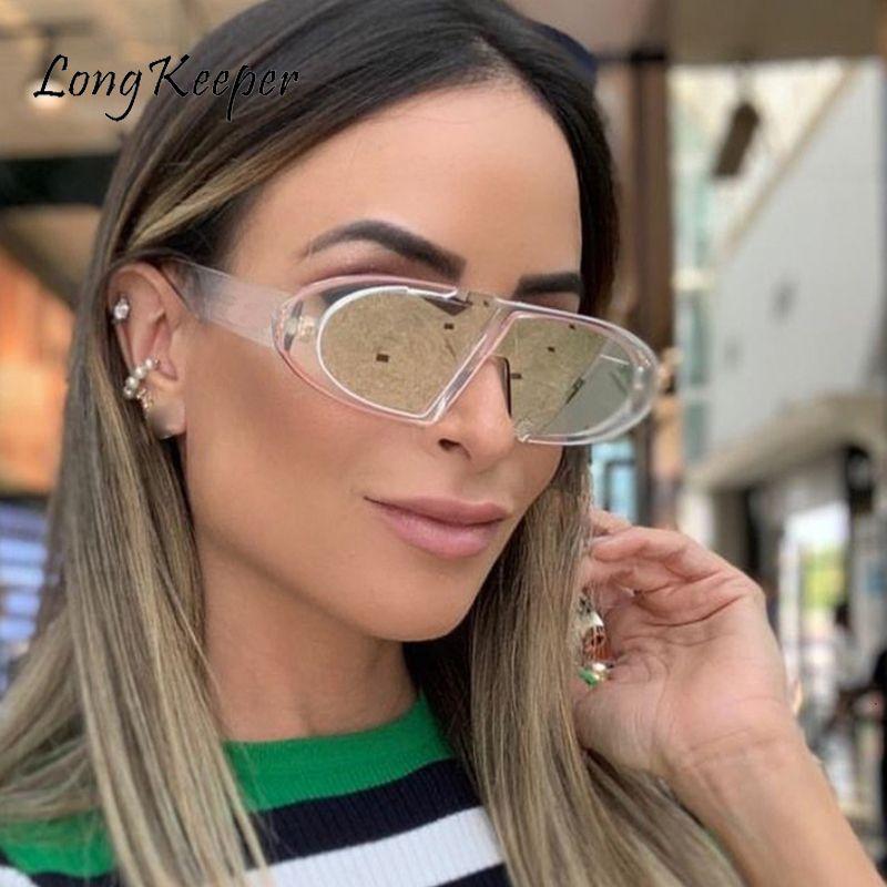 2020 Yeni Vintage Moda Güneş Kadınlar Oval Küçük Çerçeve Shades Güneş Gözlükleri Kadın Leopar Siyah Mujer UV400