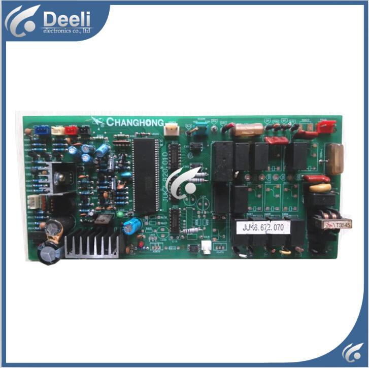 bom trabalho para ar condicionado motherboard Computador bordo JUK6.672.070 JUK7.820.010 bom trabalho