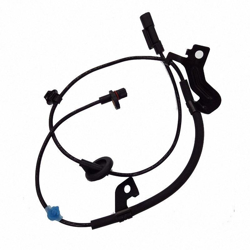 Posterior derecho ABS sensor de velocidad de rueda 4670A580 ALS1819 para Mitsubishi Lancer Outlander VII ASX 2006 2007 2008 2009 2010 2011 2012 4mZ8 #