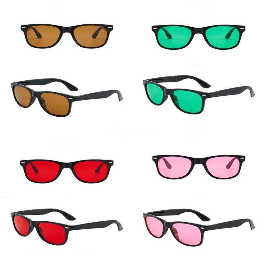 Erkekler Retro Uffalo Orn Gözlük Full Frame Altın Ve Gümüş Çerçeve rown eksikliği Temizle Lensler için Ahşap Güneş Yuvarlak Güneş Wit # 257