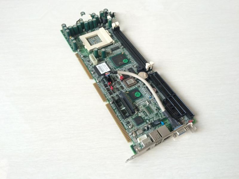 ROBO-678N BIOS R1.01.W3 industrial mainboard CPU Card tested working