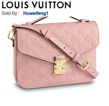 huweifeng1 POCHETTE METIS M44018 HANDBAGS SHOULDER MESSENGER BAGS TOTES ICONIC CROSS BODY BAGS TOP HANDLES CLUTCHES EVENING