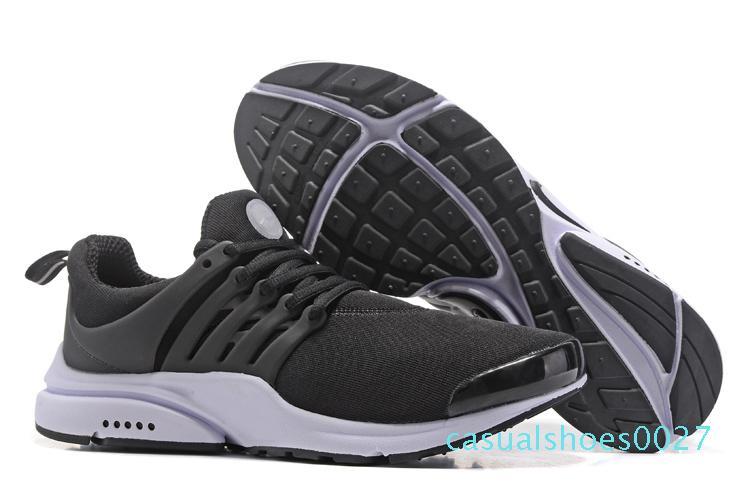 2018 TOP PRESTO 5 BR Breathe Siyah Beyaz Sarı Kırmızı Erkekler Ayakkabı Sneakers Kadınlar Ayakkabı Sıcak Erkekler Spor Ayakkabı Yürüyüş ayakkabı tasarımcısı C27 Koşu
