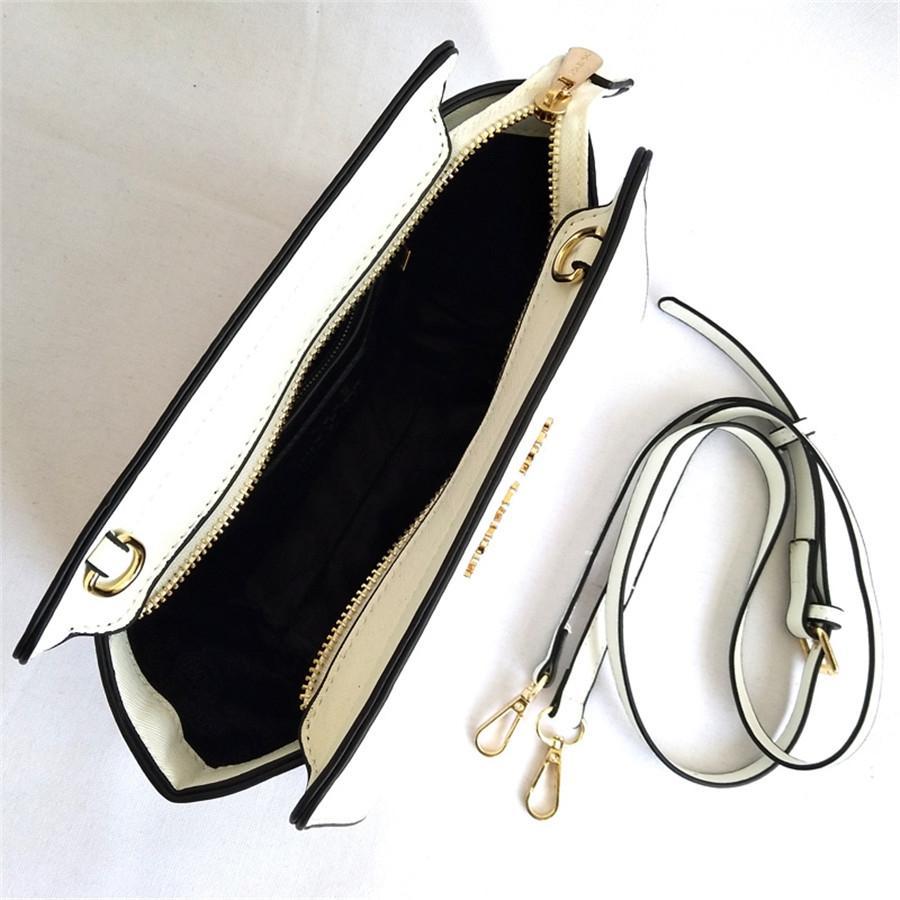 Rosa Sugao Crossbody Bolsa de Hombro de la bolsa de 3 piezas Conjunto Carta Flor bolsos monedero de cuero PU 2020 nuevos estilos bolso # 734
