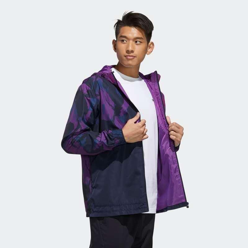 Мужские куртки Стилист с длинным рукавом Активный стиль высокого качества Sportwear ветровка с молнией Полосатый Стильный куртки 2Color-Selected.