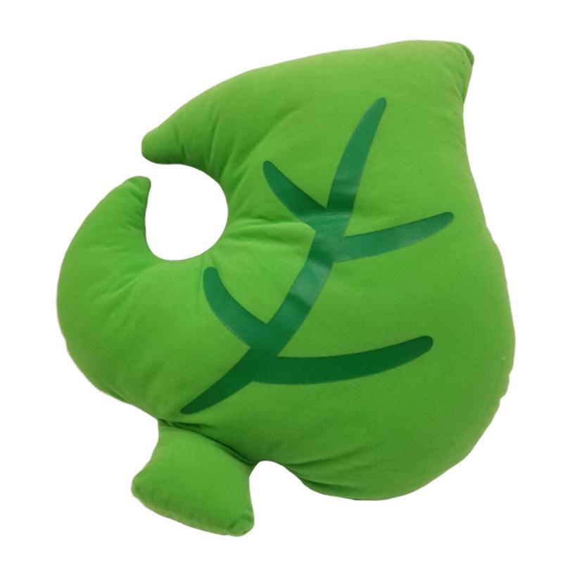 Banpresto Animal Crossing Leaf Cushion Ichiban Kuji A Prize Mamekichi
