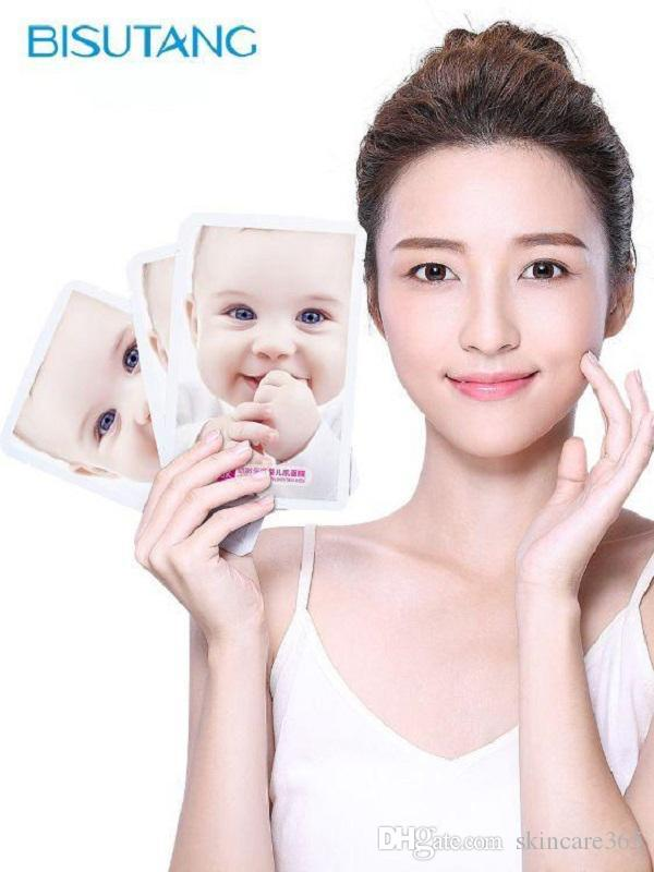 Baby Fade uneven tone Even skin color Improve dull skin Black face Skin Care Mascarilla Easy absorb Pore Cleaner Wholesale face masks