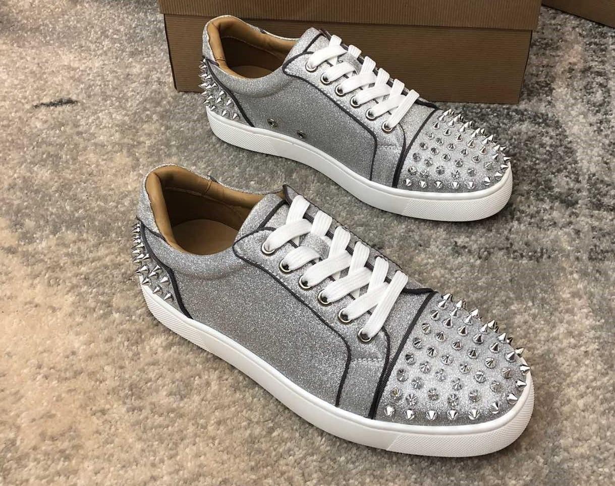 Facotry Atacado sapatos originais pop projetados, sapatos de marca casuais, sapatos de luxo, botas, sapatilhas, feitas por pele de cordeiro originais