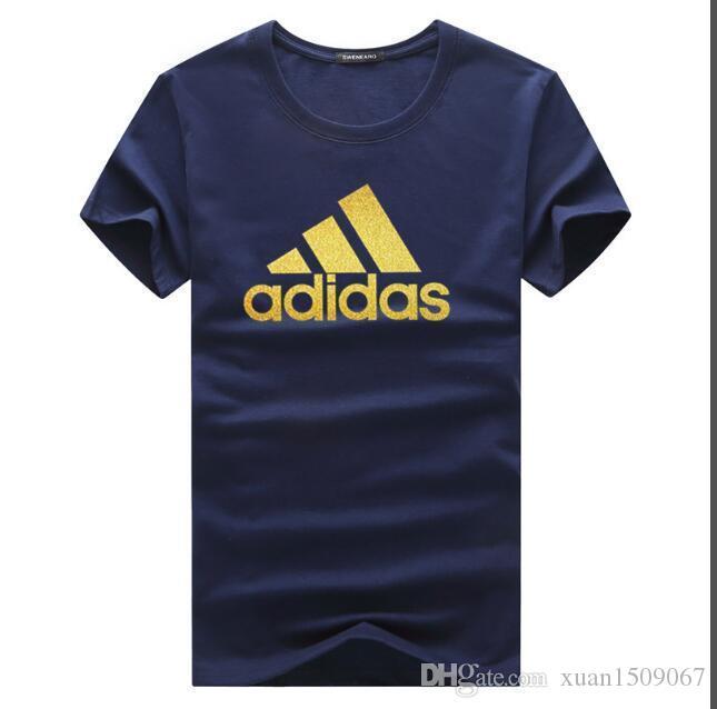 demi-manches 2020 des sports d'été pour hommes et femmes ample à Chemises de sports amateurs occasionnels
