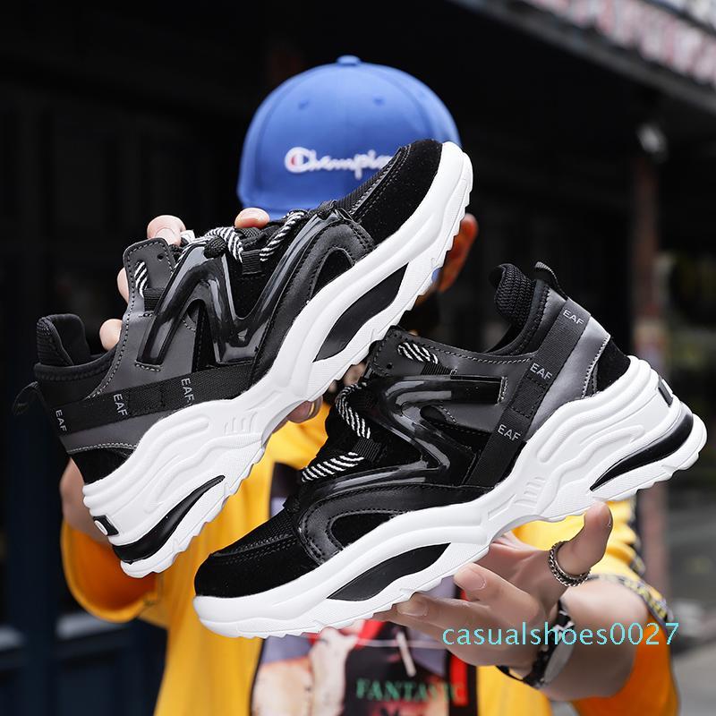 Yeni erkek Ayakkabı Paris moda Erkek Ayakkabı moda Tasarım spor ayakkabılar Boyut 35-45 Modeli C27 Arrive