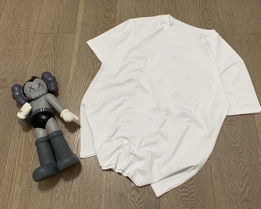 MklvJ 41348N impressa homens T-shirt moderno urso ocasional T-shirt de manga curta para novo e mulheres em 2020